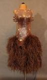 Sukienki latynoamerykańskie