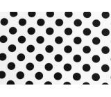 Polka Dot Lycra <span class='shop_red small'>(black-white)</span>