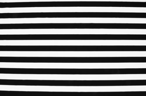 Stripes Lycra/black-white