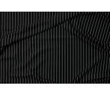 Pinstripe Lycra <span class='shop_red small'>(black-white)</span>