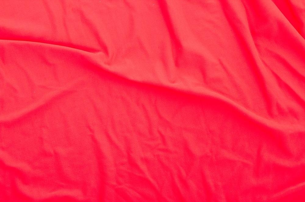 crepe DSI - scarlet