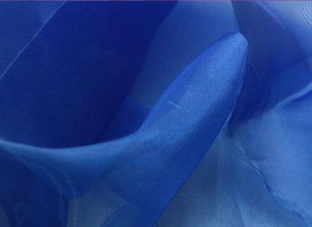 szyfon (organza) DSI - ocean blue DSI