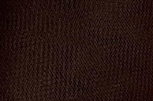 tiul sztywny - cocoa