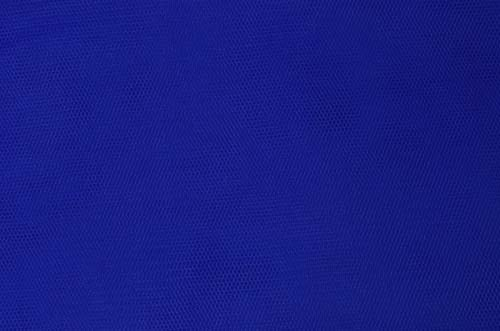 tiul sztywny - ocean blue