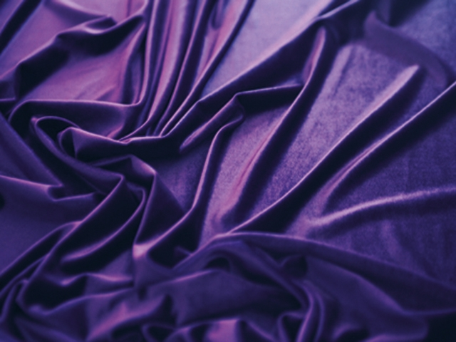Smooth velvet CHR-C - dark purple rain CHR