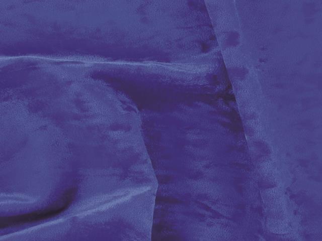 Smooth velvet CHR-C - cobalt CHR