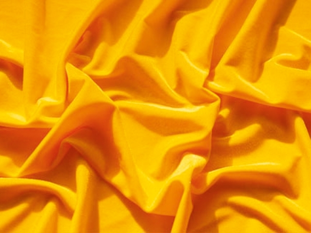 Smooth velvet CHR-C - saffron CHR