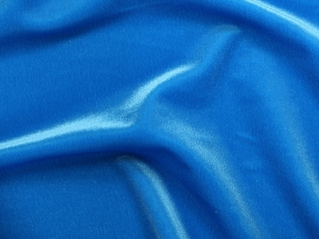 Smooth velvet CHR-C - electric blue CHR