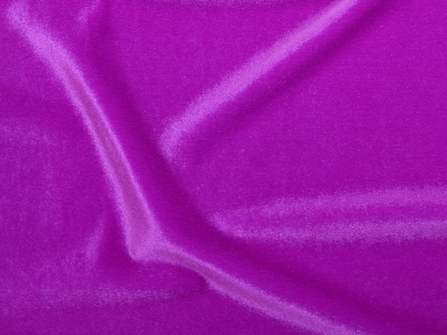 Smooth velvet CHR-C - hot magenta CHR