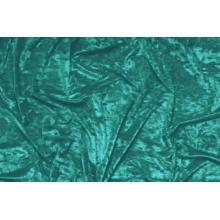 Crushed velvet DSI - jade