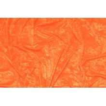 Crushed velvet DSI - orange