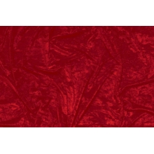 crushed velvet DSI - flamenco
