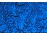 crushed velvet DSI - turkus