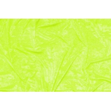 crushed velvet DSI - lime