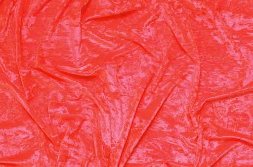 Crushed velvet DSI - flamered