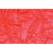 crushed velvet DSI - flamered