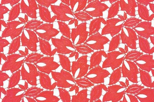 Grace Lace - orange