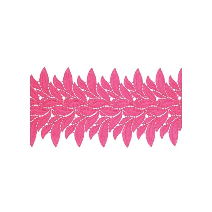 Lucy Lace Ribbon - hawaiian pink