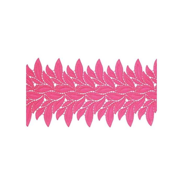 Lucy Lace Ribbon - hawaiian pink
