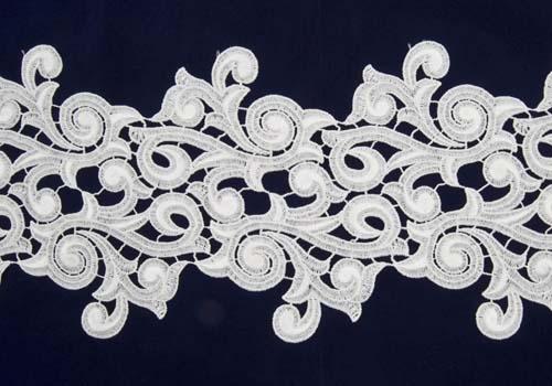 Lolita Lace Ribbon - white