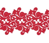 Lolita Lace Ribbon <span class='shop_red small'>(flamered)</span>