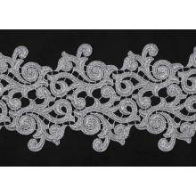 Lolita Lace Ribbon - silver