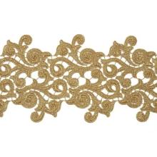 Lolita Lace Ribbon - gold