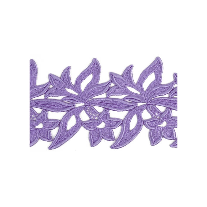 Sabrina Lace Ribbon - lilac