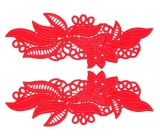 Maria Lace Pair <span class='shop_red small'>(silver)</span>