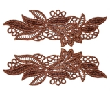 Maria Lace Pair <span class='shop_red small'>(coral)</span>