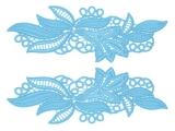 Maria Lace Pair - rosepink