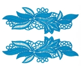 Maria Lace Pair <span class='shop_red small'>(metalic flamenco)</span>