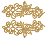 Sophia Lace Pair <span class='shop_red small'>(gold)</span>