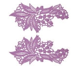Sylvia Lace Pair <span class='shop_red small'>(lilac)</span>