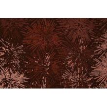 Alpha Sequins Mesh - black-crystal