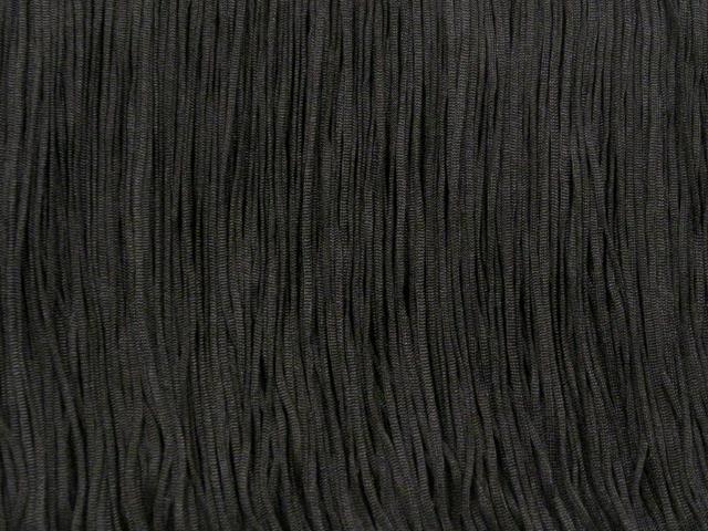 frędzle 15, 30, 45 cm DSI - black