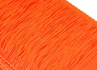 frędzle 15, 30, 45 cm DSI - orange