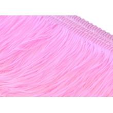 frędzle 15, 30, 45 cm DSI - rosepink
