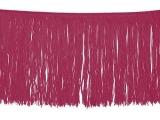 frędzle 15,30,45cm  DSI - scarlet