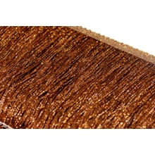 Frędzle metallic DSI - copper
