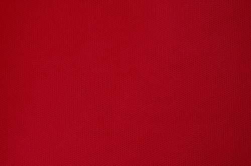 tiul miękki  - flamenco (red) DSI, CHR