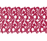 Claire Lace Ribbon <span class='shop_red small'>(flamenco)</span>