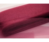 crinoline 75mm <span class='shop_red small'>(burgundy)</span>