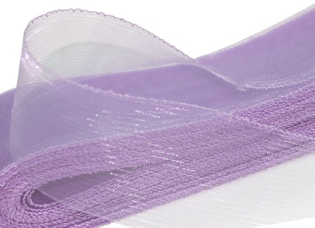 crinoline 75mm - lilac