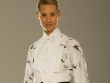 Koszula Footstep Designer  Chrisanne  - white