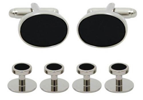 Silver Cassic - black onyx