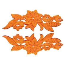 Madonna Lace Pair - gold
