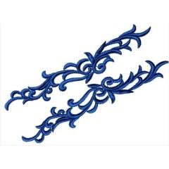 Petunia Lace Pair