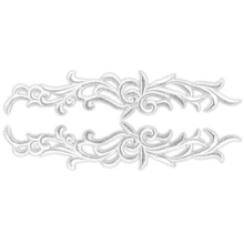 Petunia Lace Pair - black