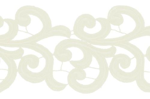 Nadine Lace Ribbon - ivory